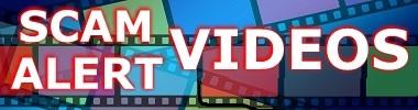 scam alert videos logo